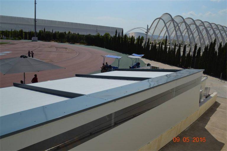 Περγκοτέντα στο Ολυμπιακό Στάδιο   Tentagon